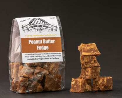 Canny Candy Gadgies Peanut Butter Fudge