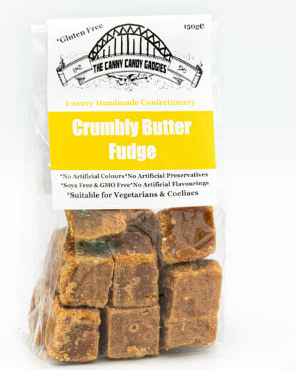Crumbly Butter Fudge